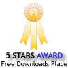 Free Downloads Place 5-star review