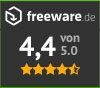 freeware.de award
